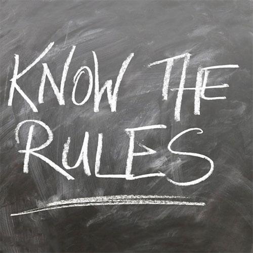 Die wichtigsten Regeln der SEO